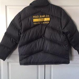 Ralph Lauren reversible down filled puffer jacket
